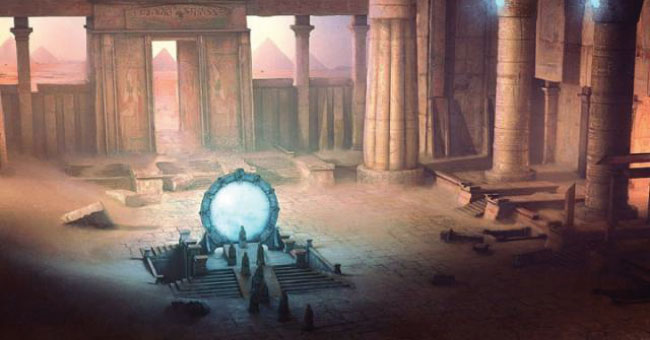 10 Ancient Sites That Might Be Stargates, Portals And Wormholes 0