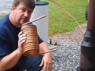 How To Create An Endless Supply Of Hot Water – No Power Required [Watch]